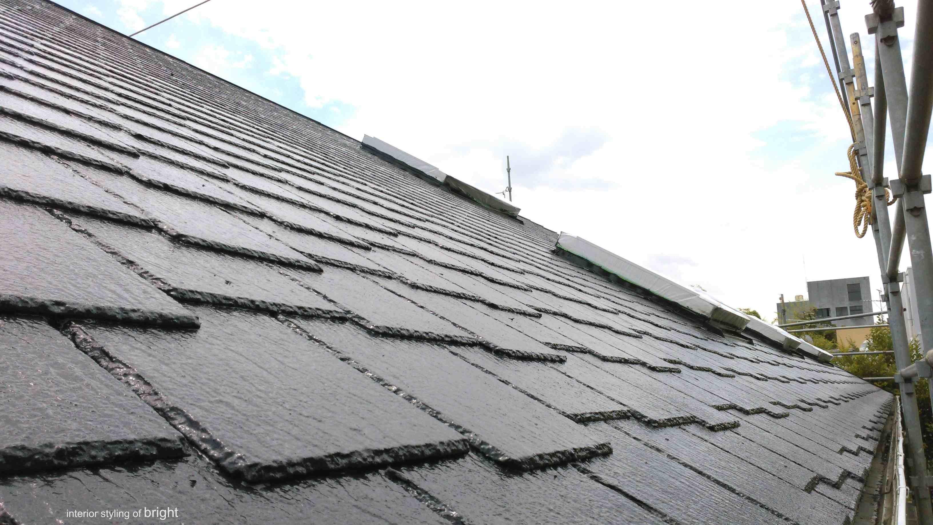 屋根外壁 塗装 その9_c0157866_15450044.jpg