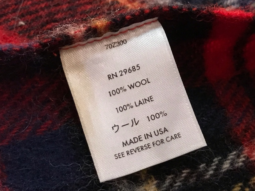 神戸店10/20(土)Laboratory入荷! #3 Blanket+Scarf Item!!!_c0078587_17100717.jpg