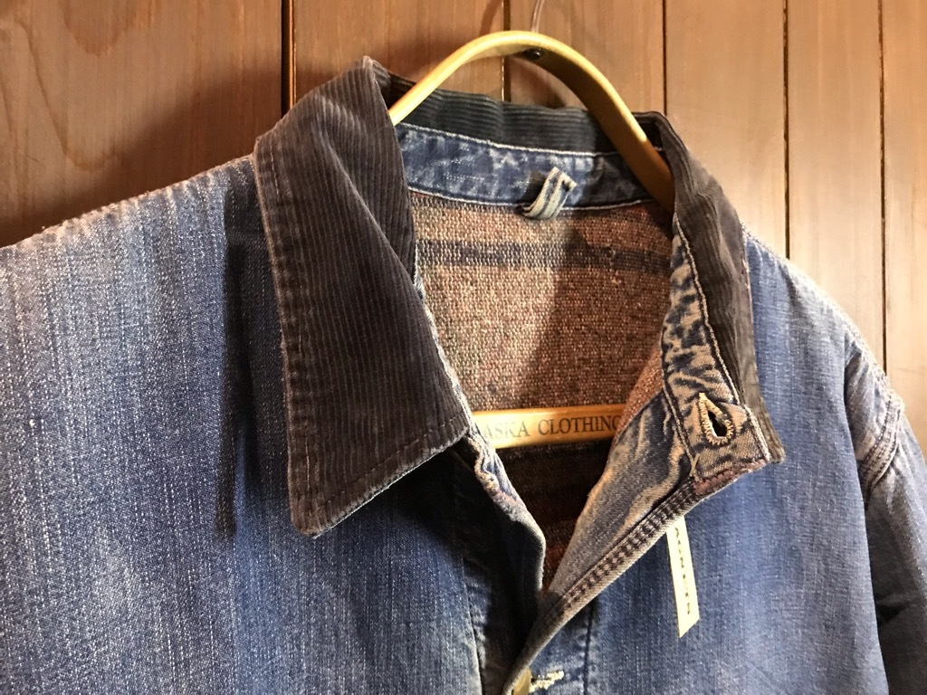 神戸店10/20(土)Laboratory入荷! #4 Denim,Corduroy Jacket !!!_c0078587_17524923.jpg