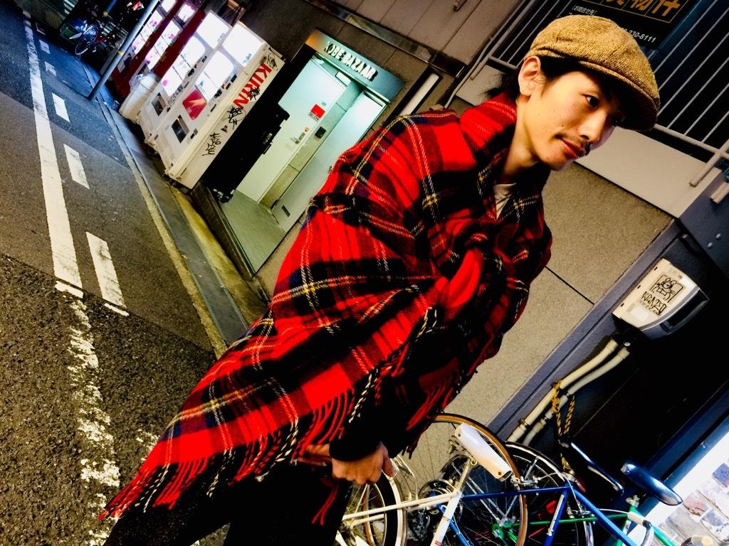 神戸店10/20(土)Laboratory入荷! #3 Blanket+Scarf Item!!!_c0078587_21111374.jpg