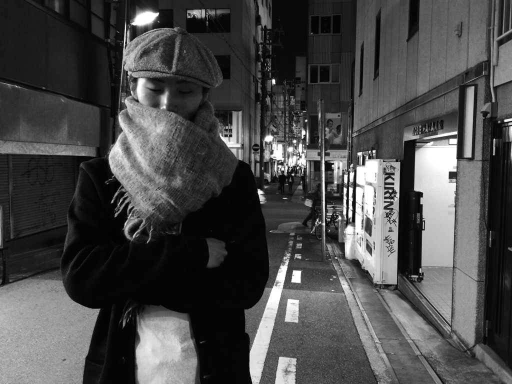 神戸店10/20(土)Laboratory入荷! #3 Blanket+Scarf Item!!!_c0078587_21111398.jpg
