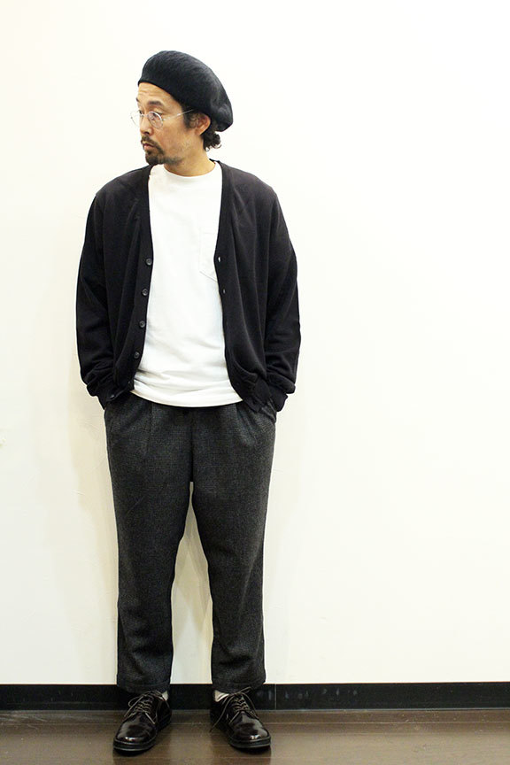 "HEALTH (ヘルス) "" Easy pants #2 \"" Wool_b0122806_12381511.jpg"