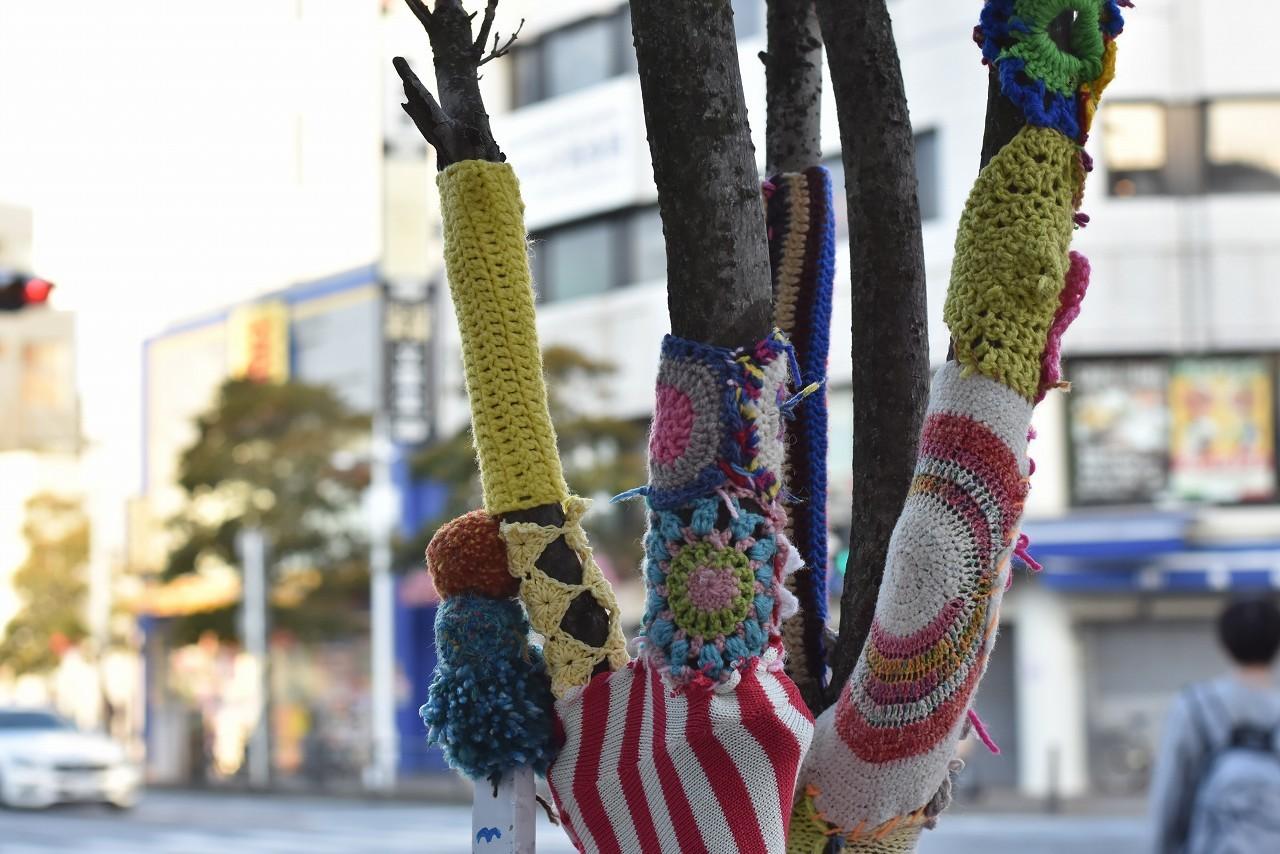 逗子アートフェスティバル 毛糸かわゆす_d0065116_20204500.jpg