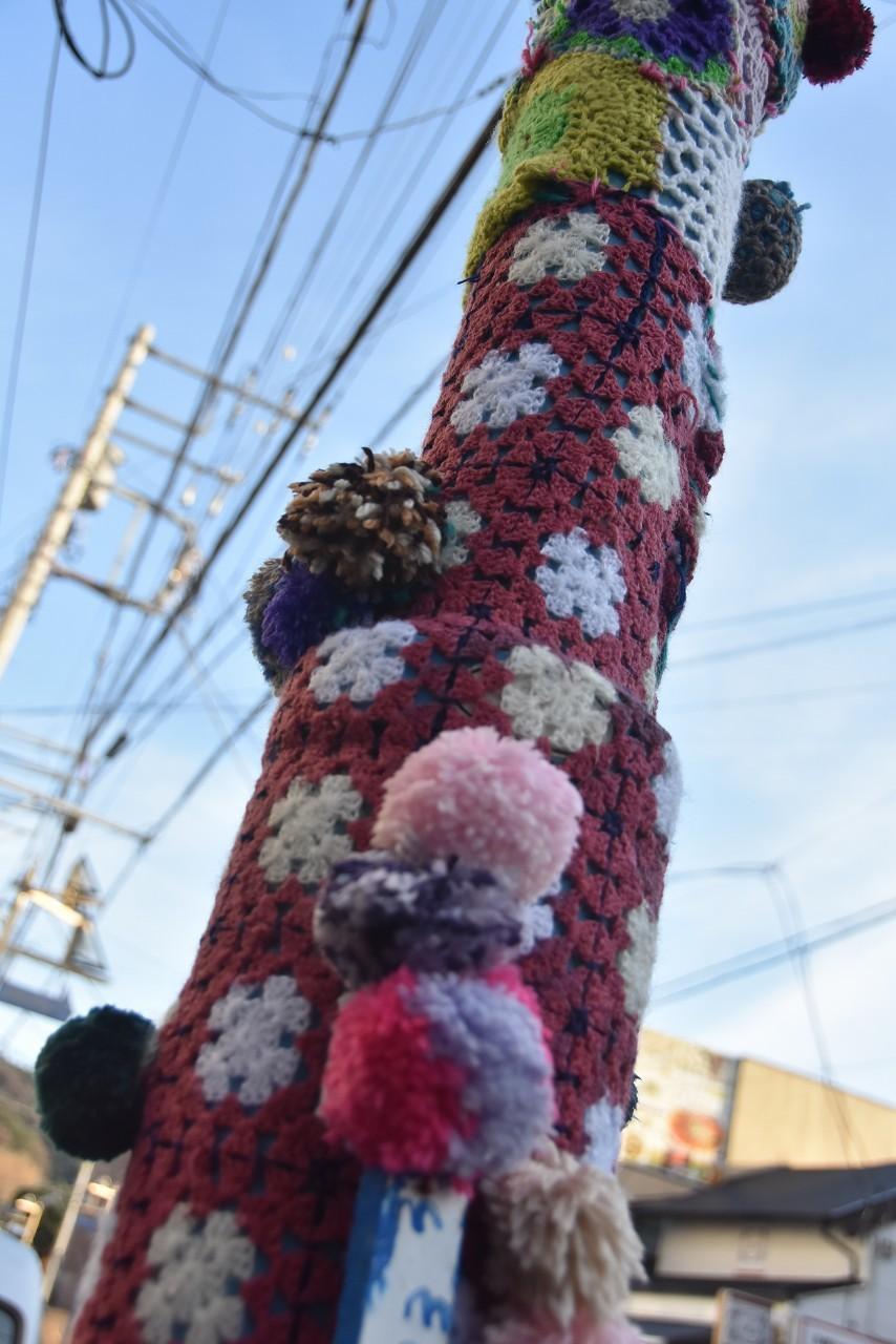 逗子アートフェスティバル 毛糸かわゆす_d0065116_20253023.jpg