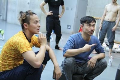 明日から香港チームと「んまつーぽす」とのジョイント公演開幕_d0178431_11340571.jpg