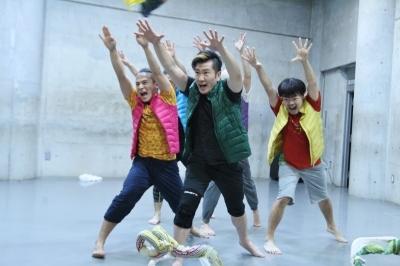 明日から香港チームと「んまつーぽす」とのジョイント公演開幕_d0178431_12062172.jpg