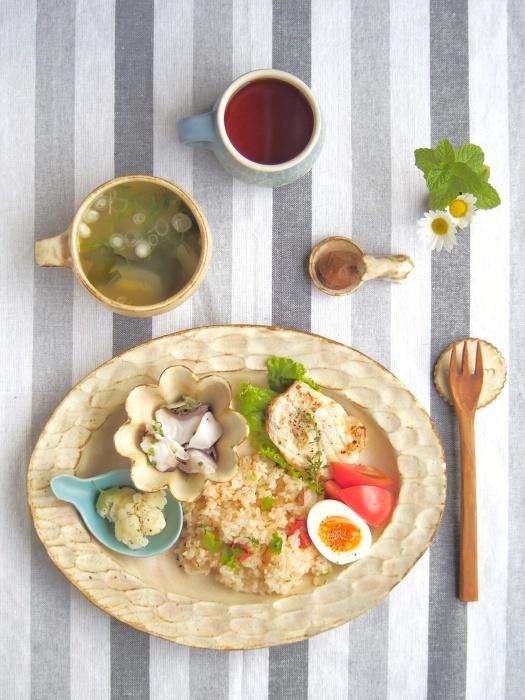 混ぜご飯朝ごはん_b0277136_09054342.jpeg