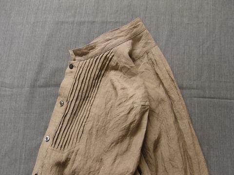 antiqued linen pintuck shirt_f0049745_11535169.jpg