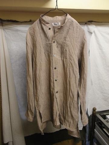 antiqued linen pintuck shirt_f0049745_11540606.jpg