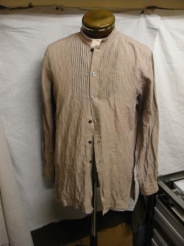 antiqued linen pintuck shirt_f0049745_11543400.jpg