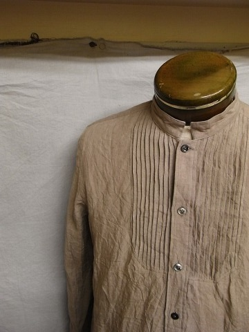 antiqued linen pintuck shirt_f0049745_11545930.jpg