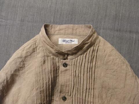 antiqued linen pintuck shirt_f0049745_11560922.jpg