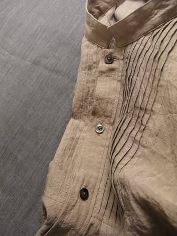 antiqued linen pintuck shirt_f0049745_11562004.jpg