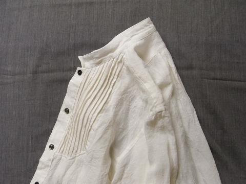 antiqued linen pintuck shirt_f0049745_11575976.jpg