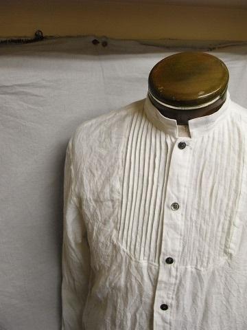 antiqued linen pintuck shirt_f0049745_11585136.jpg
