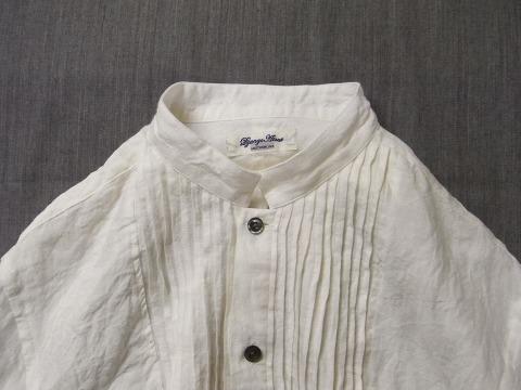 antiqued linen pintuck shirt_f0049745_11595592.jpg