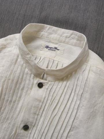 antiqued linen pintuck shirt_f0049745_12000740.jpg