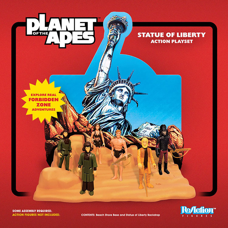 Planet of the Apes - Statue of Liberty Action Playset_e0118156_16103999.jpg
