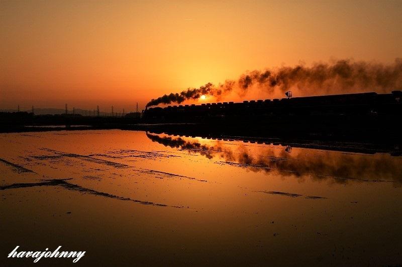 宮川の渡しと磐西の夕暮れ_c0173762_19214177.jpg