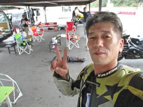 昨日は日光サーキットでバイク遊びぃ~(^O^)/ (動画あり)_c0086965_17350606.jpg