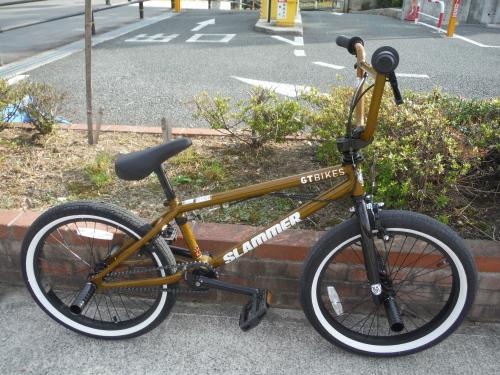 TOKYO2020に向けて、フリースタイルBMX入荷!(笑)_b0332867_22325115.jpg