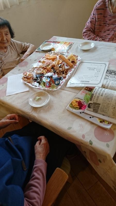10月のわが家喫茶_f0376200_16222050.jpg