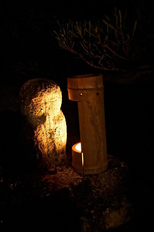 梵燈のあかりに親しむ会@東林院_f0032011_15335041.jpg