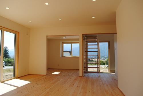 池田町SS邸完成写真2_c0218716_1413245.jpg