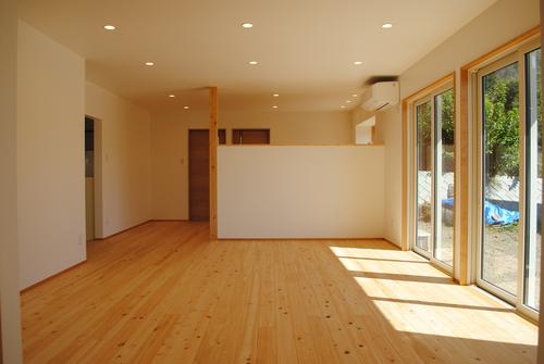 池田町SS邸完成写真2_c0218716_1413623.jpg