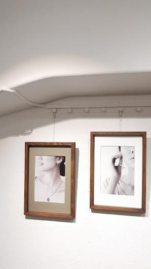 ≪銀座奥野ビル≫に、友達の展示会を見に行って来ました^^_f0340942_14103255.jpg
