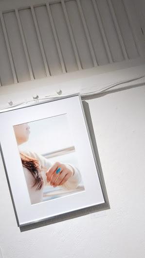 ≪銀座奥野ビル≫に、友達の展示会を見に行って来ました^^_f0340942_14150268.jpg