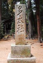 路傍の花、樹々の鳥(228) ~ 延喜式内神社へと続く小道を歩く ~ _b0102572_0454441.jpg