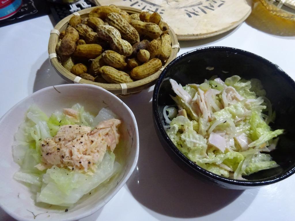 実家からの野菜第三段は、美味しく加工されている_d0061678_16233200.jpg