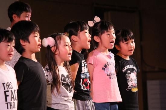 羅臼小学校 学芸会_d0162600_13003782.jpg