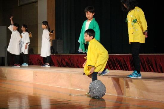 羅臼小学校 学芸会_d0162600_13054083.jpg