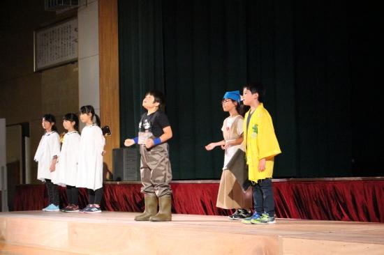 羅臼小学校 学芸会_d0162600_13064358.jpg