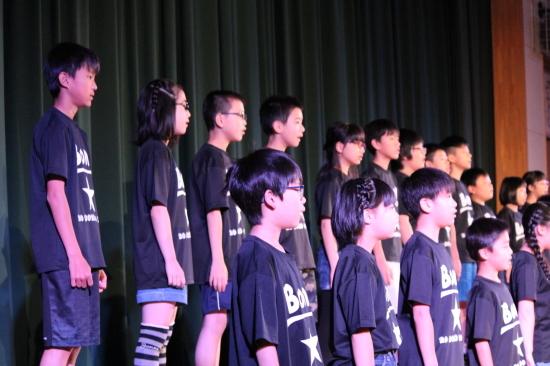 羅臼小学校 学芸会_d0162600_13125521.jpg