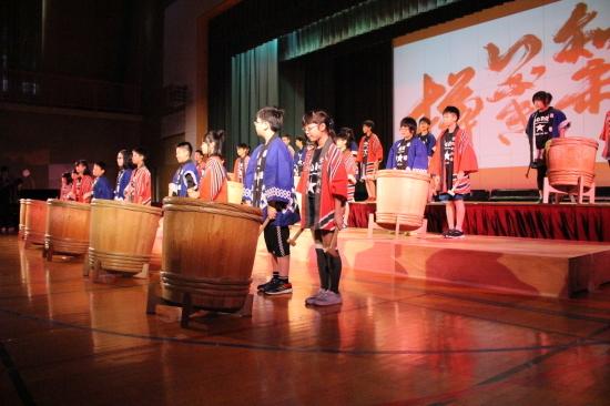羅臼小学校 学芸会_d0162600_13154063.jpg