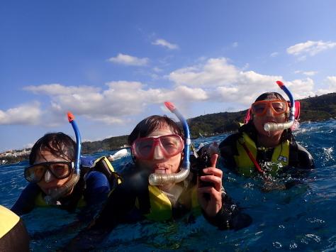10月21日リピーター体験ダイビング&スノーケル_c0070933_20531649.jpg