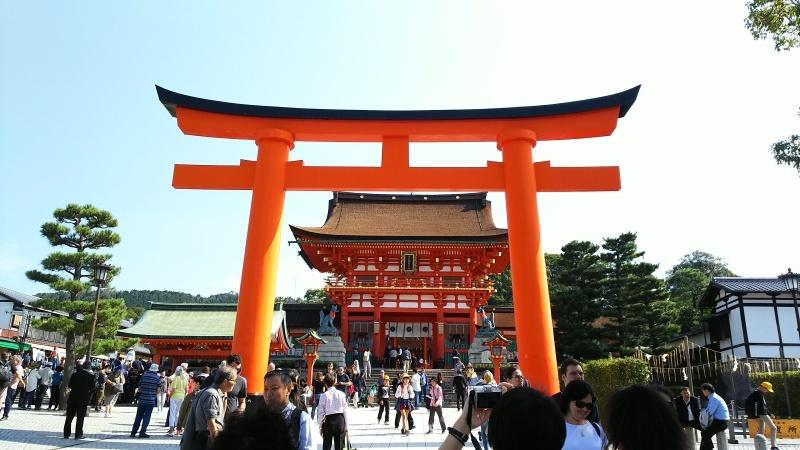 伏見稲荷大社 ◇初秋の京都②◇_e0305834_00342345.jpg