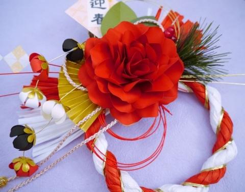 お正月飾り2019 ~KCCTio舞子定期講座~_b0301949_18454911.jpg
