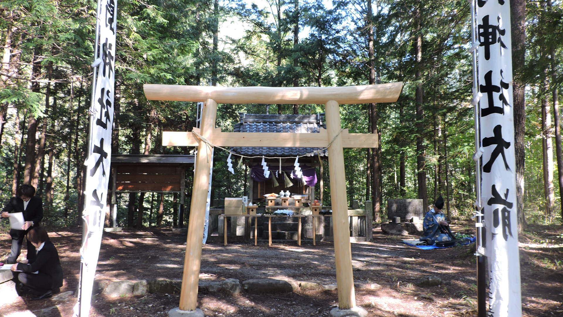 付知峡『宮島神社祭』が執り行われました_e0020051_09375502.jpg