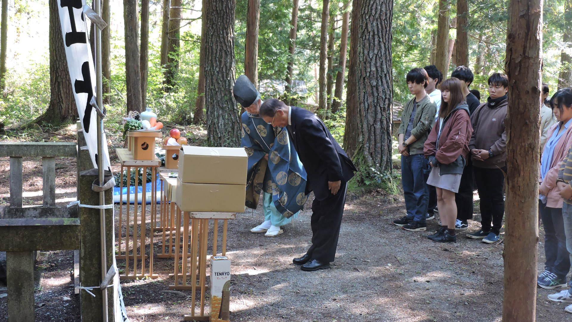 付知峡『宮島神社祭』が執り行われました_e0020051_10151484.jpg