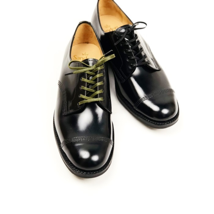 SANDERS - Military Derby Shoes_b0121563_11334631.jpg