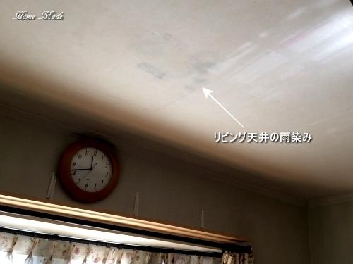 リビング天井の雨染み_c0108065_20282269.jpg