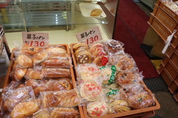 ササキパン再び(納屋町商店街、京都市伏見区)_c0001670_20550113.jpg