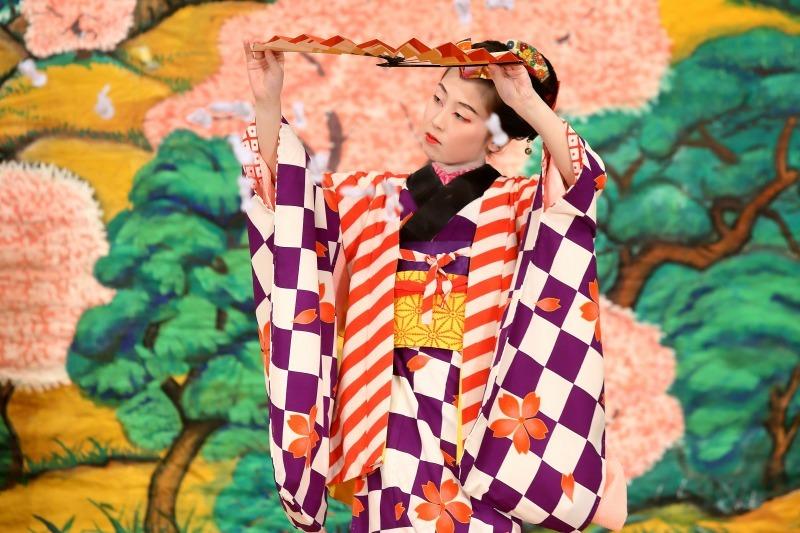 村国座 奉納舞踊 前篇_c0196076_23362656.jpg