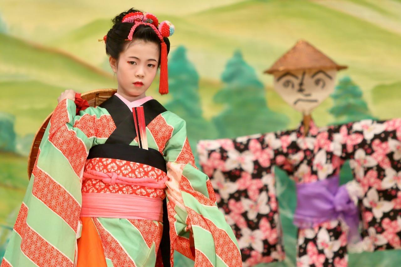 村国座 奉納舞踊 後篇_c0196076_23483877.jpg