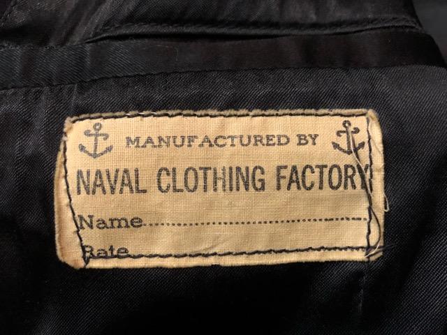 10月24日(水)大阪店ヴィンテージ入荷!#1 RoyalNavy&U.S.Navy編!!SilentServiceCoat,N-1!!(大阪アメ村店)_c0078587_1929069.jpg