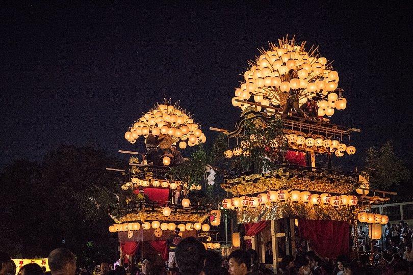 Dusk In Autumn Shinto Festival_d0353489_22195987.jpg